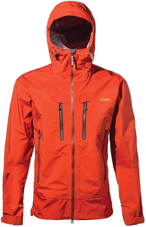 Sherpa Lakpa Rita 3-Layer Jacket - Men's-Geelo/Antique SM609-173-S