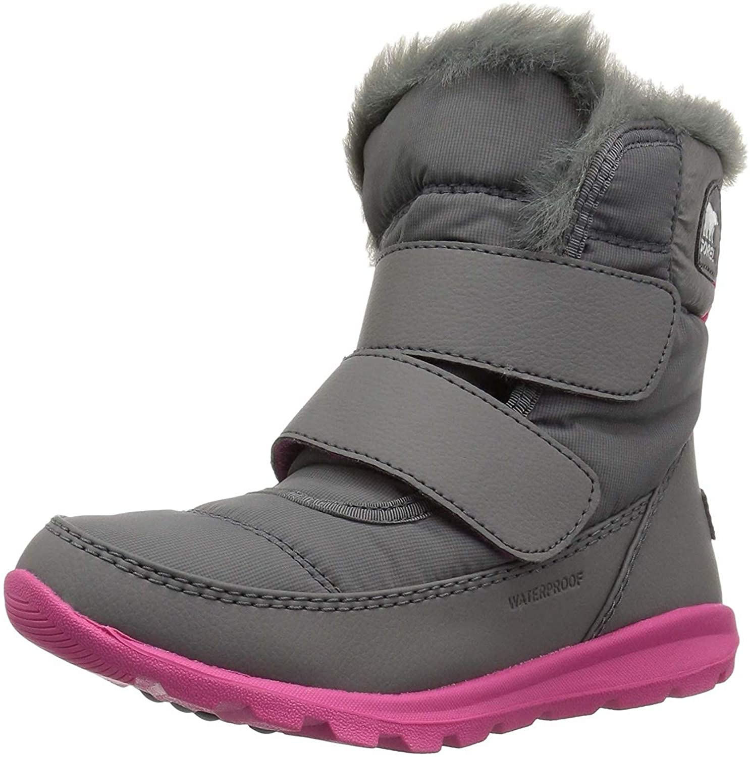 SOREL - Youth Whitney Strap Waterproof Insulated Winter Boot for Kids