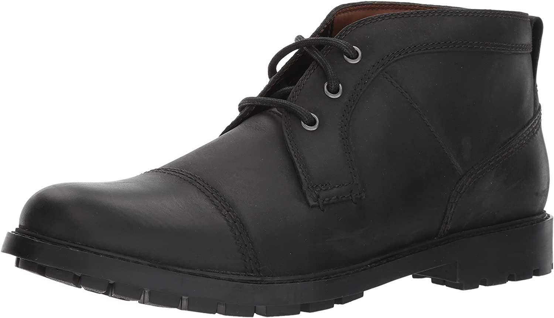 Clarks Men's Curington Top Chukka Boot