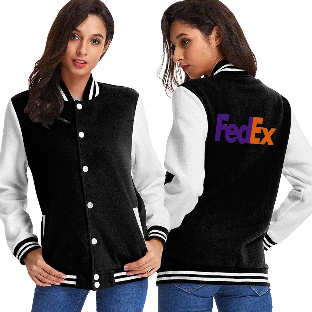 Hxuedan Woman's FedEx Baseball Uniform