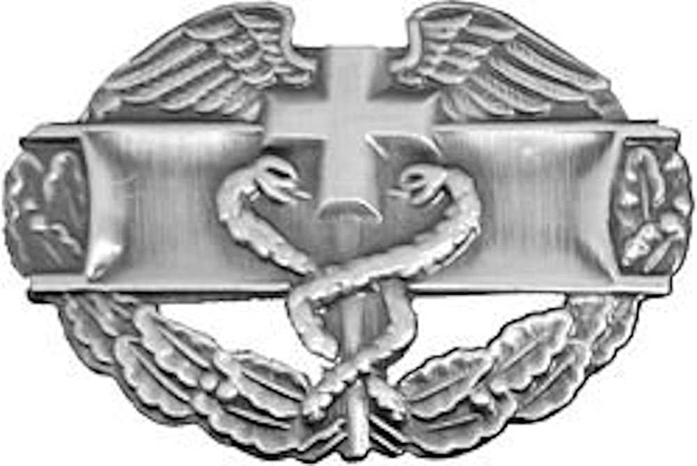 Combat Medic Small Hat Pin