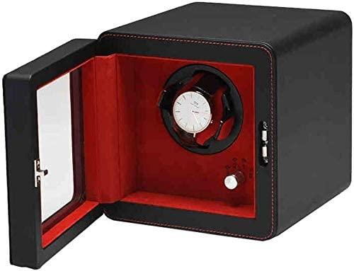 Watch Display Storage Box/Watch Box - Watch Display Box Turntable Watch Jewelry Storage Box Mini Watch Bag Shaker/High-end Storage Watch Box