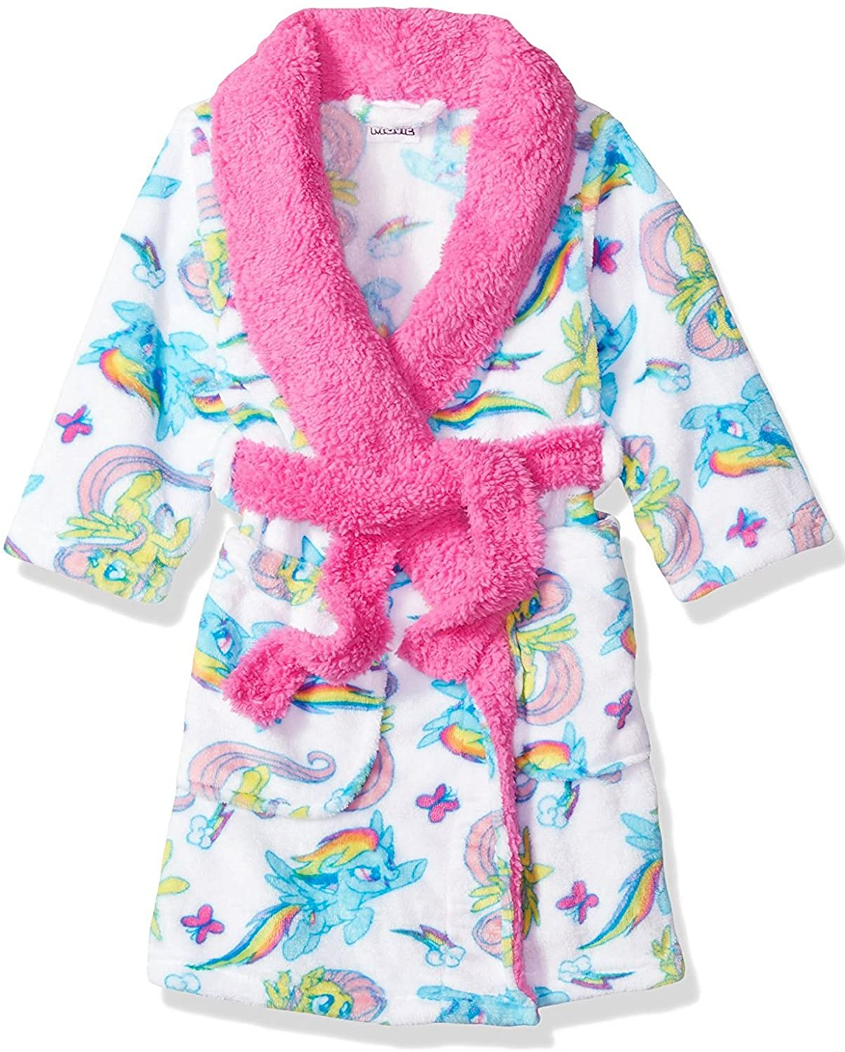 My Little Pony Girls Fleece Bathrobe Robe