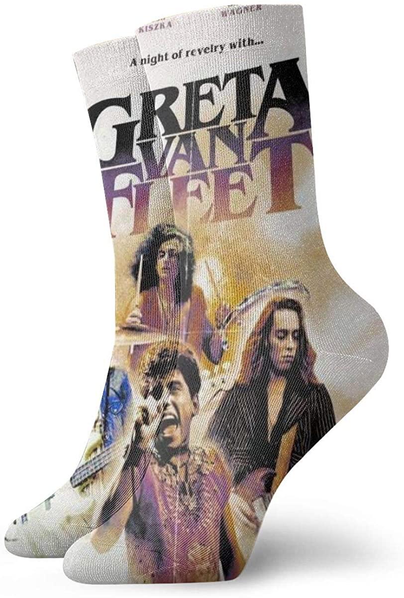 Dfmdfng Hootie The Blowfish Customized Ventilating Comfort Fit Performance Socks