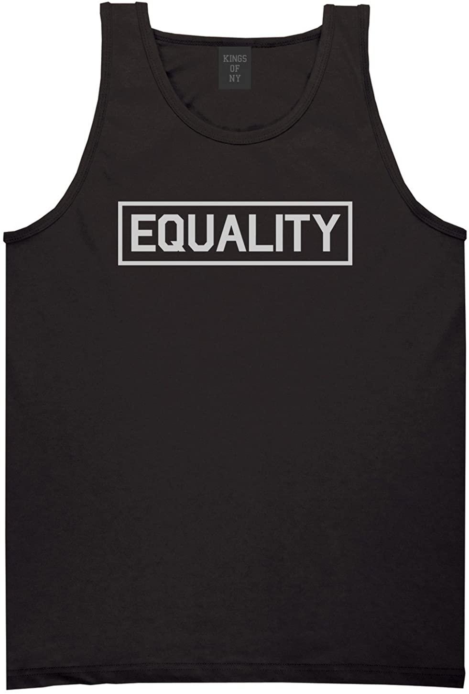 Kings Of NY Equality Human Rights Activist Tank Top