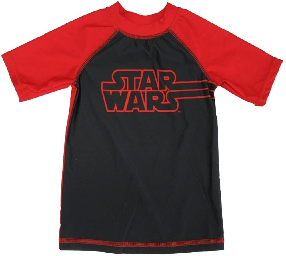 Boys Star Wars Graphic T-Shirt Black Size 4 - Little Kids