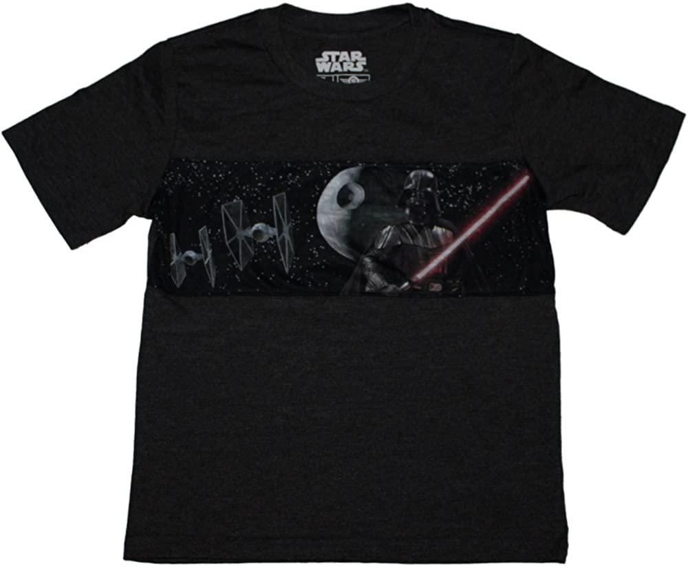 Star Wars The Empire Vader Boys Shirt 4-16