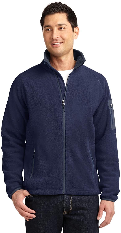 Port Authority Enhanced Value Fleece Full-Zip Jacket. F229