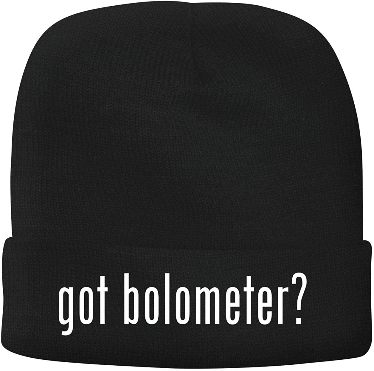 BH Cool Designs got Bolometer? - Men's Soft & Comfortable Beanie Hat Cap