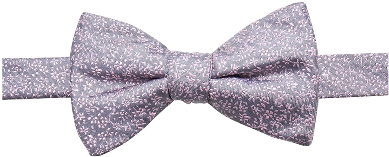 Ryan Seacrest Mens Floral Pre-Tied Bow Tie