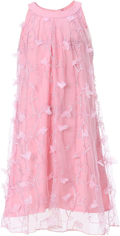Emma Riley Girls Summer Dress Tulle Flower Dresses