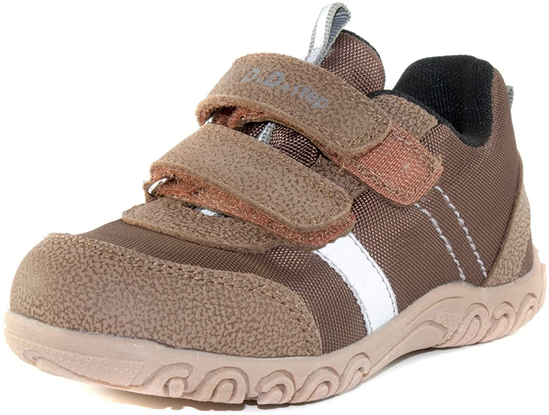 D. D. Step Toddler/Little Kid 088-1C Genuine Leather Shoe