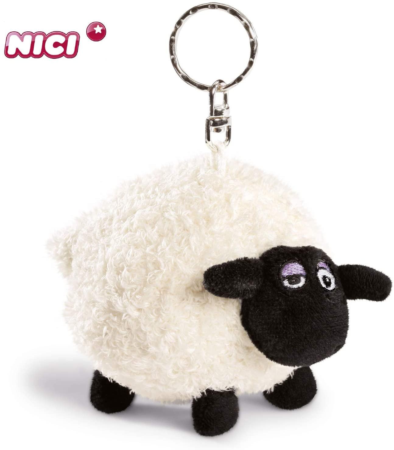 NICI Sheep Key Ring 'Shirley'