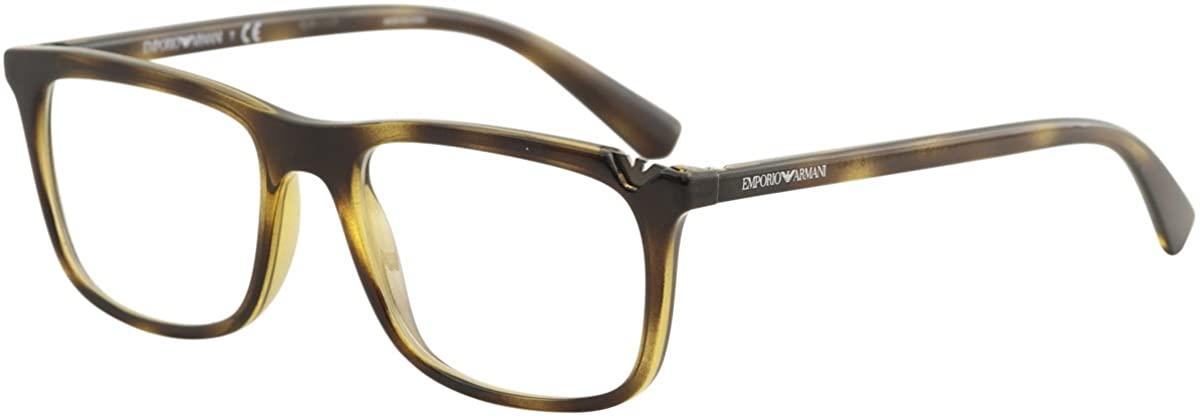 Eyeglasses Emporio Armani EA 3110 5026 DARK HAVANA