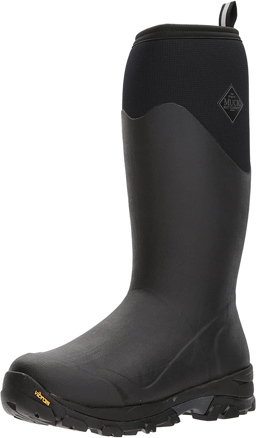 Muck Boots Arctic Ice Extreme Conditions Tall Rubber Mens Winter Boot With Arctic Grip Outsole