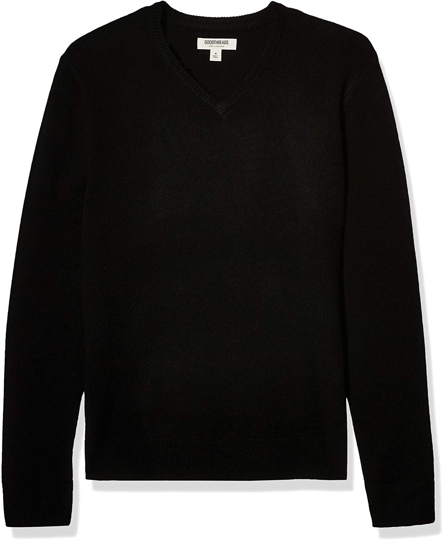 DHgate Brand - Goodthreads Men's Standard Lambswool V-Neck Sweater-Do Not Use