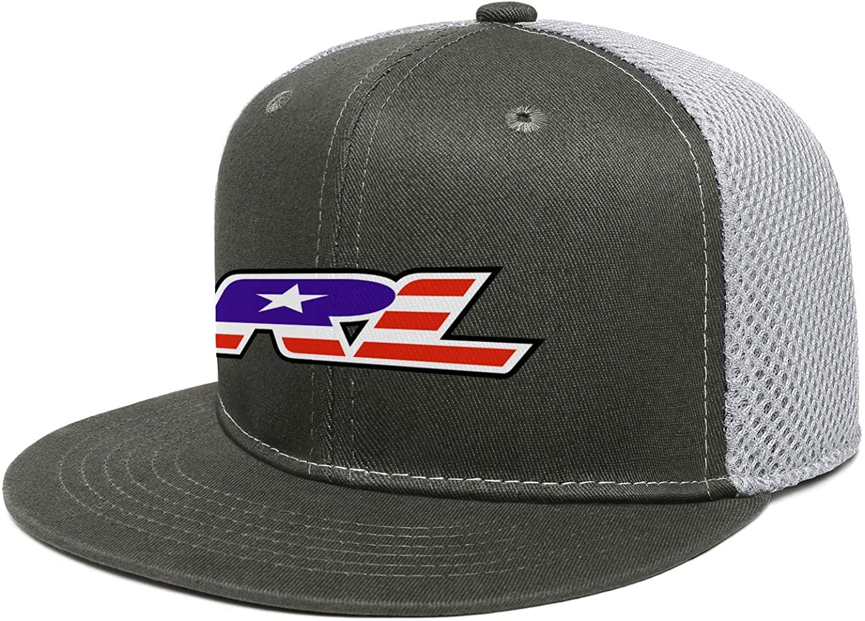 Baseball Hats Redline-Bicycles-Logo- Snapback Flat Bill Adjustable Rock Cap