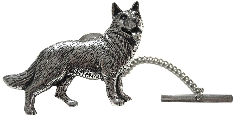 Kiola Designs German Shepherd Dog Tie Tack