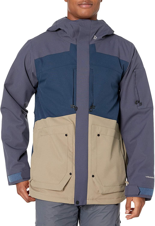 Volcom Men's Scorth Insulated Snow Jacket