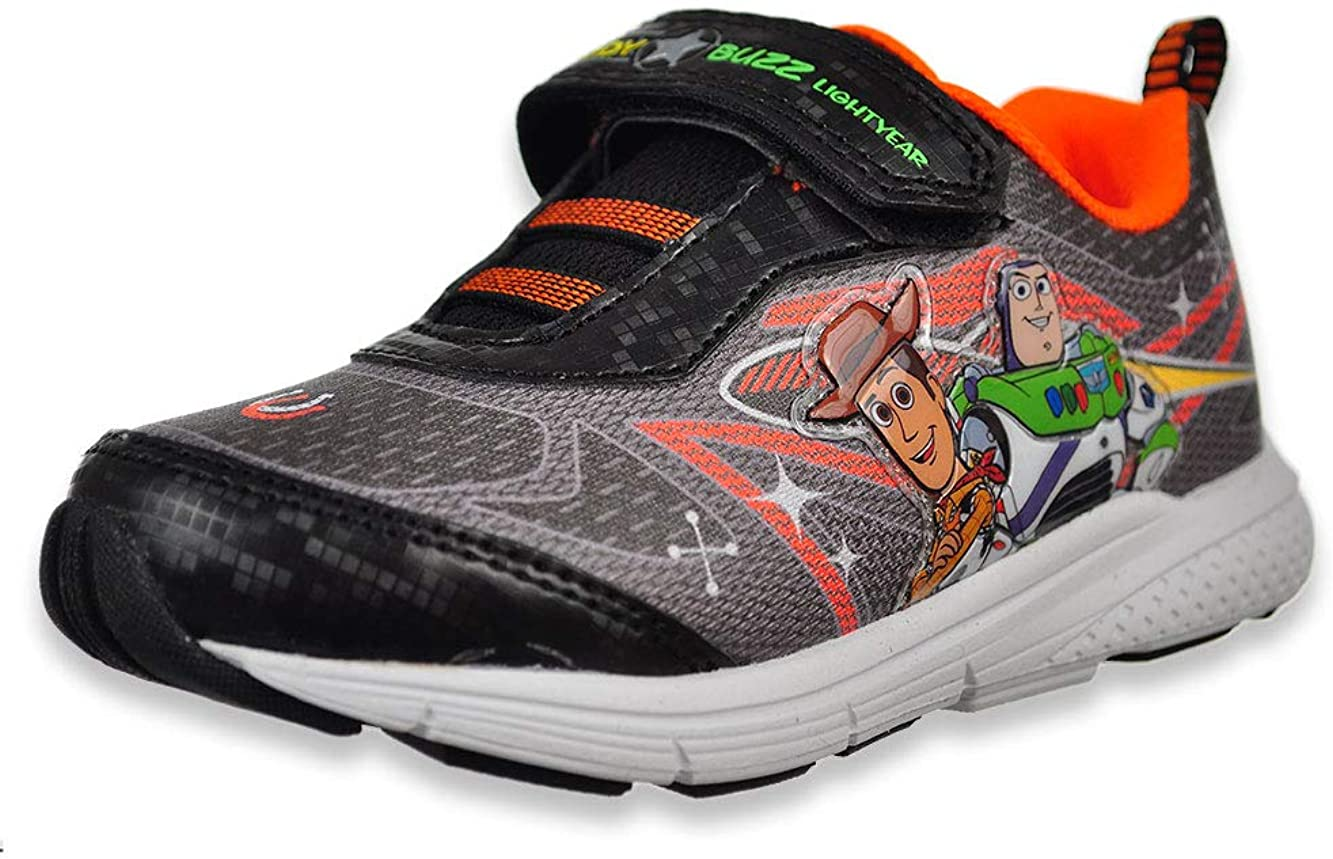 Josmo Boy's Toy Story Lightweight Sneakers (Toddler/Little Kid)