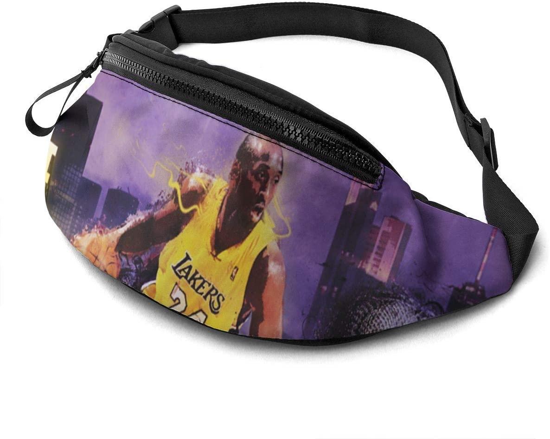 Ko-Be Brya-Nt Casual Waist Bag for Men Women Kids Teens