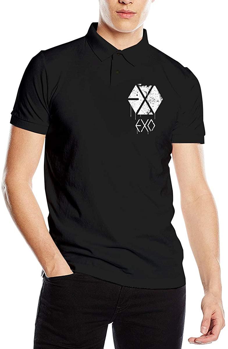 EXO Men's Polo Shirts