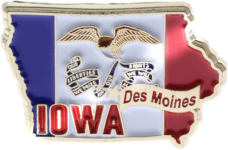 Iowa State Hat or Lapel Pin AVAiowa