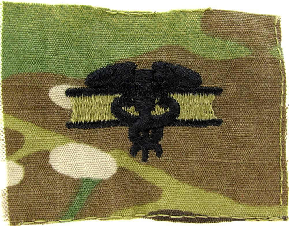 Expert Field Medical Badge - Multicam SEW-ON
