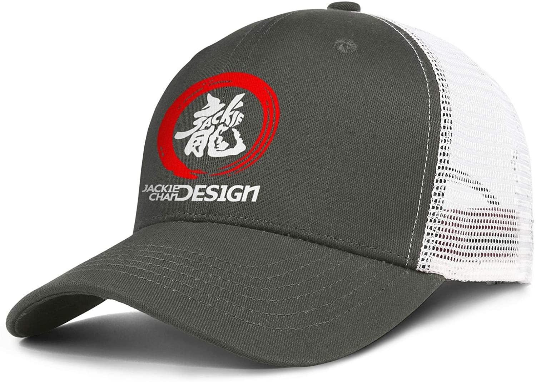 Unisex Universal Jackie Chan Dragon Design Classic Strange Baseball Cap Logo Hats Sports Caps Adjustable