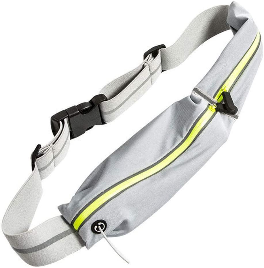 FEIYUN Sports Belt Bag,Lightweight and Large Capacity,Nylon Material Running Belt,70 G Ultra-Light Storage Space,for Sport, Running, Fitness, Outdoor