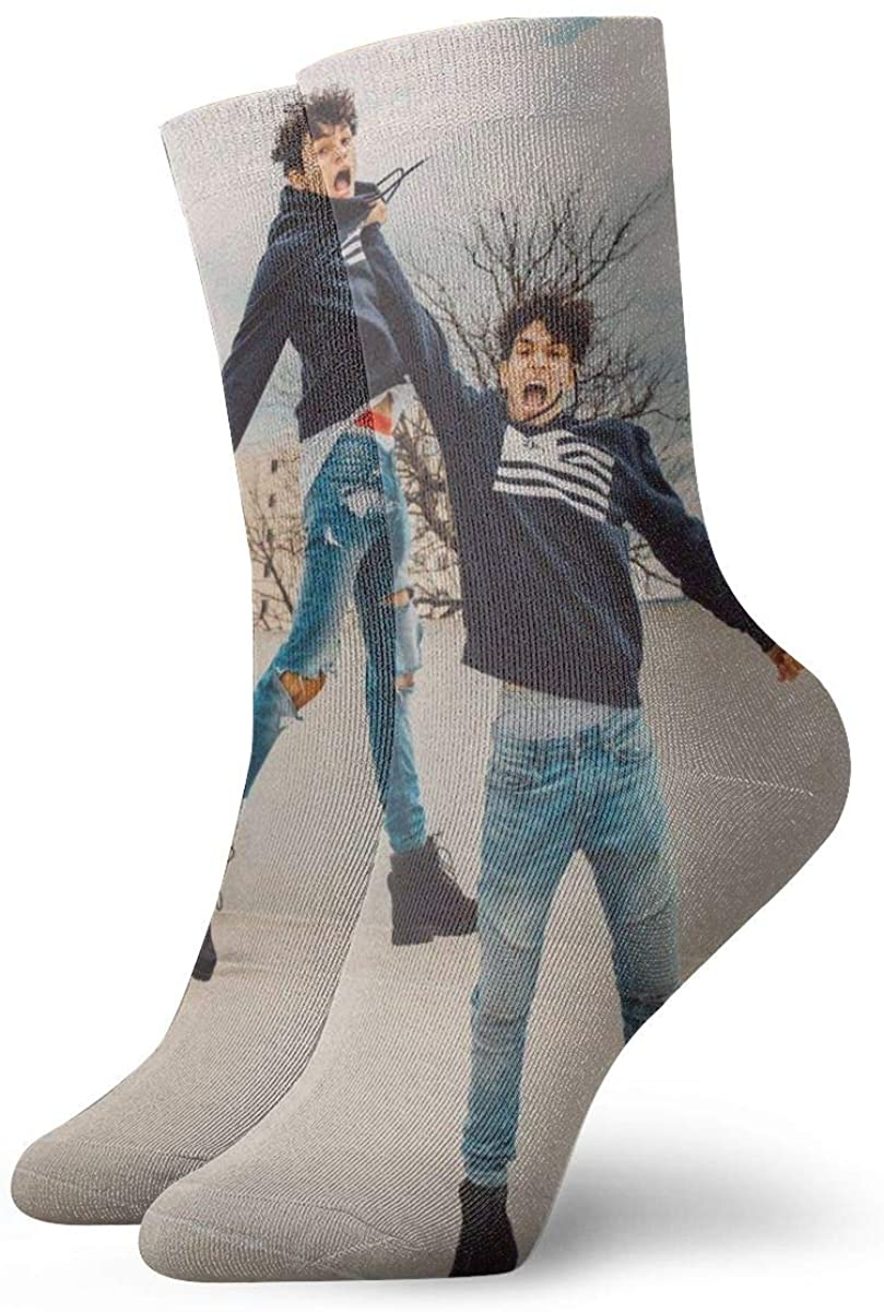 Dobre Brothers Magic Gathering Socks, High Ankle Socks Halloween Socks