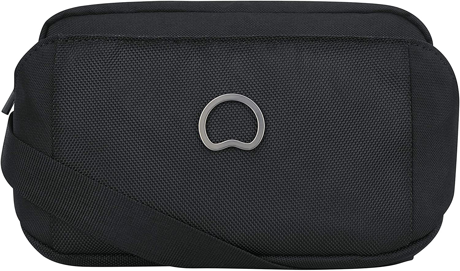 DELSEY Paris Picpus One Compartment Waist Bag, Black, Size