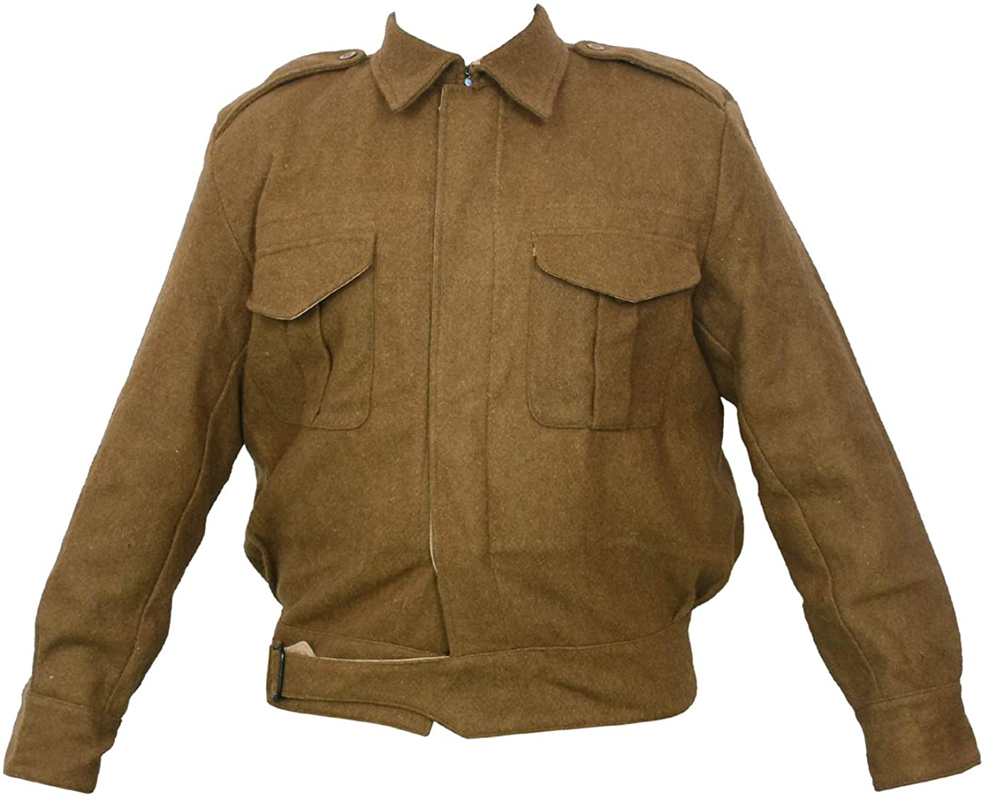 WW2 Reproduction British 37 Pattern Battle Dress Uniform Wool Tunic