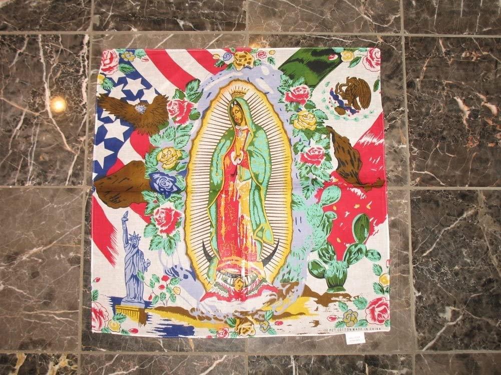 Mexico Mexican Virgin Mary Virgen de Guadalupe 22