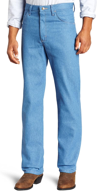 Wrangler Men's Big & Tall Rugged Wear Regular-Fit Stretch Jean