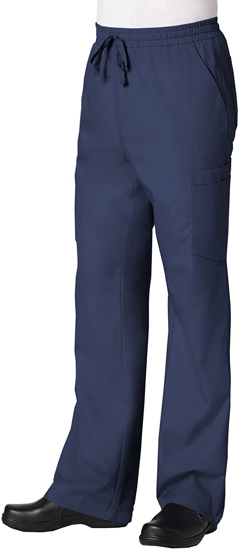 Red Panda Maevn Mens Full Elastic 10-Pocket Cargo Pant(True Navy, XXX-Large)