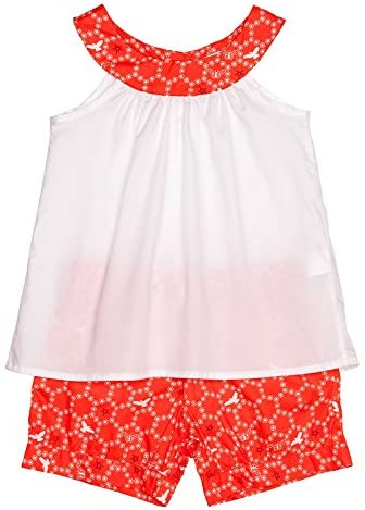 Poppy Bees Short and Top Set