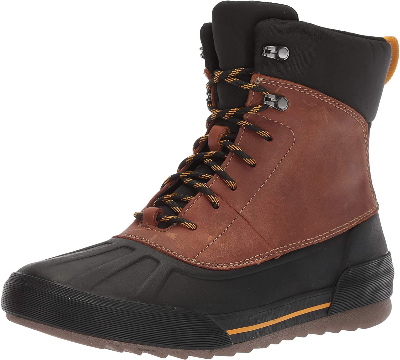 Clarks Men's Bowman Peak Ankle Boot