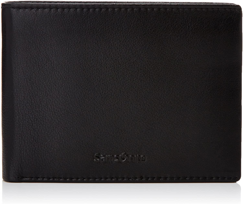 Samsonite Coin Pouch, 13 cm, Black 60322/1041