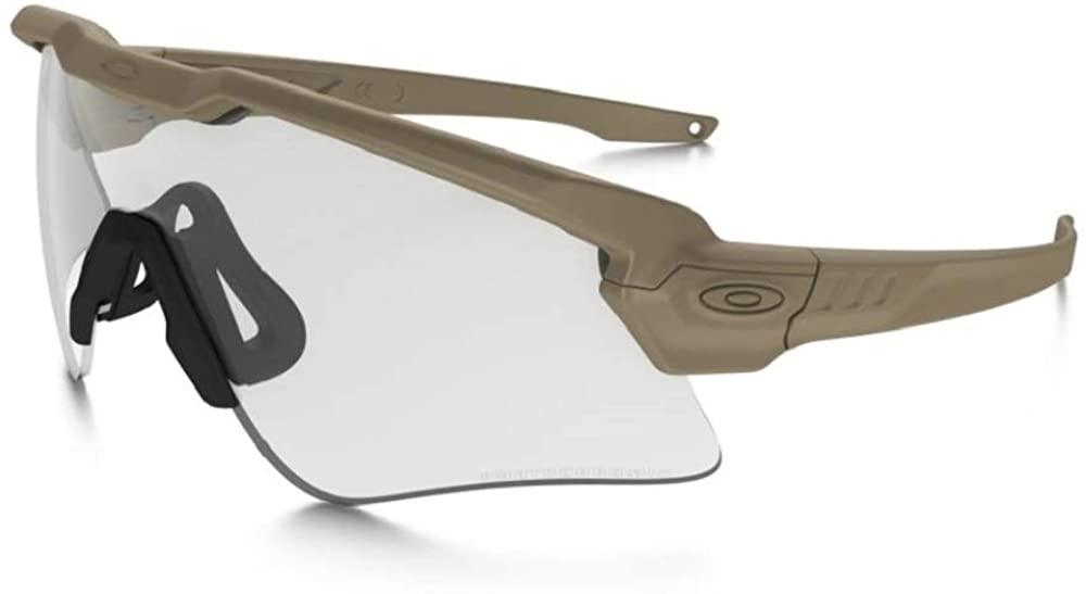Oakley SI Ballistic M Frame Alpha Sunglasses with Clear/Prizm TR22/ Prizm TR45 OO9296-2144