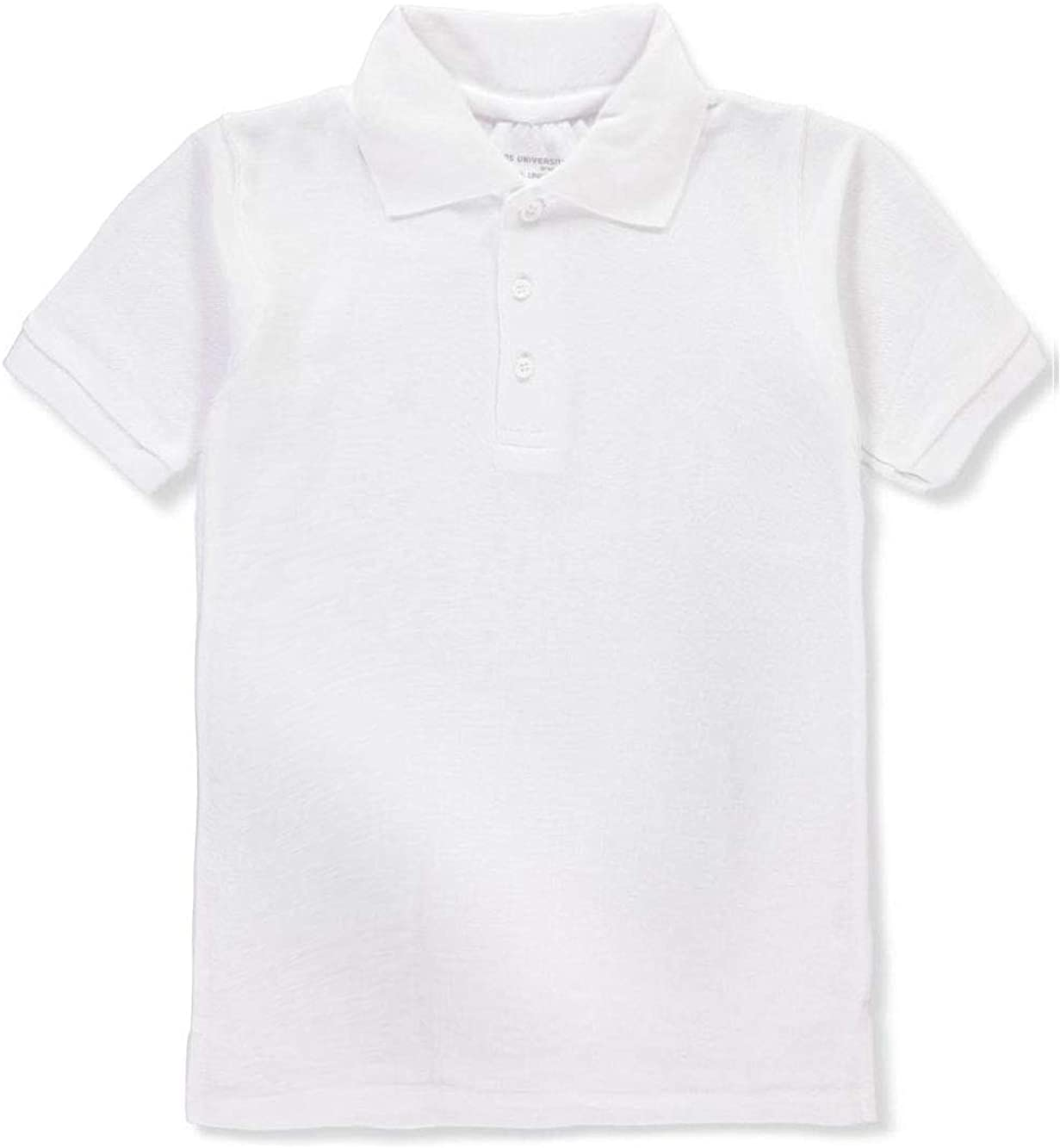 Galaxy by Harvic Kids University Youth Unisex S/S Pique Polo