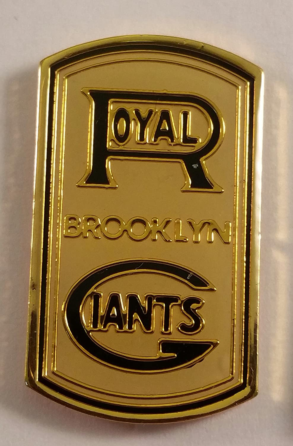 Brooklyn ROYAL GIANTS Logo Lapel PIN
