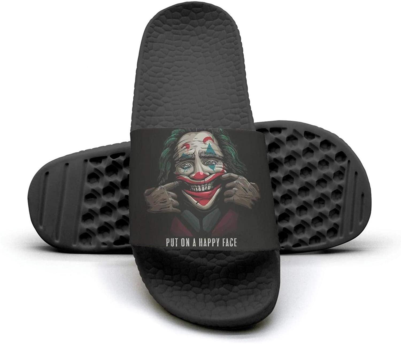 Lalige Mens Slippers Jokers Slides Shoes EVA Foam Comfortable Flip Flops