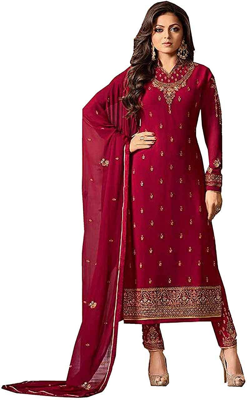 We Designer Eid Special Ethnic wear Indian/Pakistani Salwar Kameez with Churidar Suit for Women