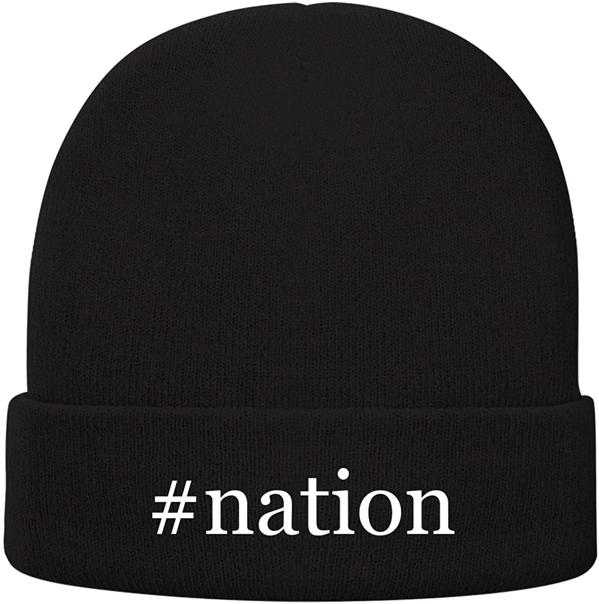 One Legging it Around #Nation - Soft Hashtag Adult Beanie Cap