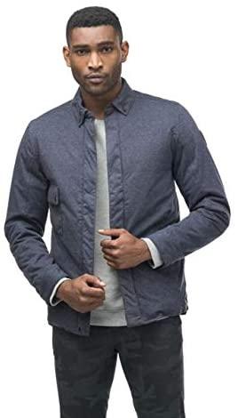 Nobis Jamison Shirt Jacket - Men's, Navy, Extra Large, Jamison-Navy-XL
