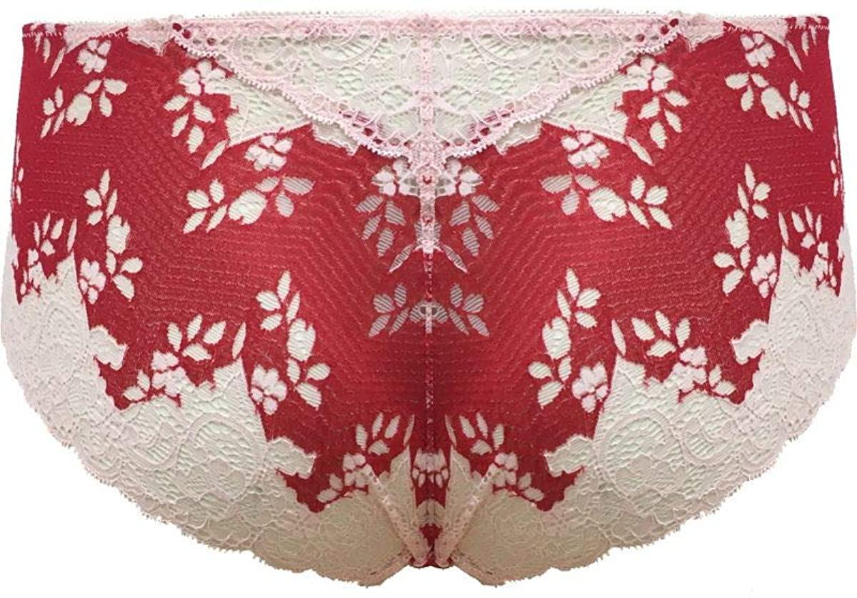 Luxury French Lingerie Set, Push up Bra and Shorty lace, Adriana