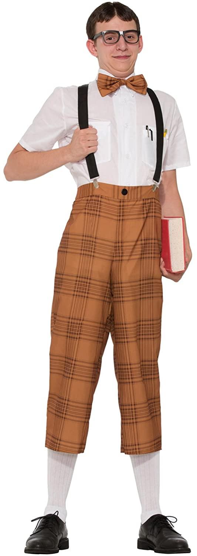 Forum Novelties Mr Nerd Adult Costume