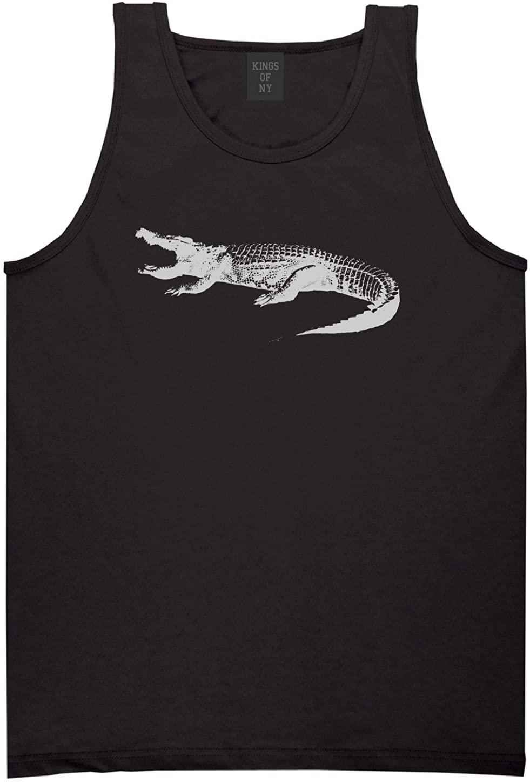 Kings Of NY Alligator Mens Tank Top Shirt