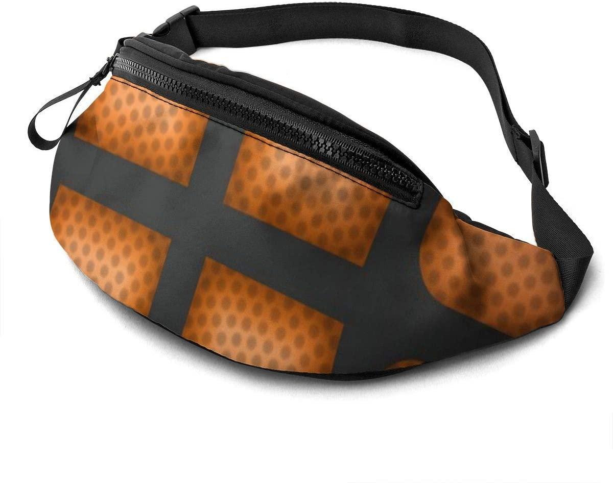 Basketball Fanny Pack Fashion Waist Bag